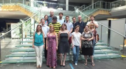 Project meeting - Prague - June 2012